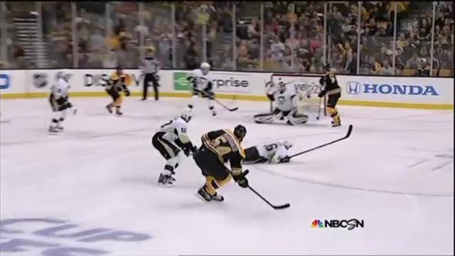 NHL: Boston - Pittsburgh