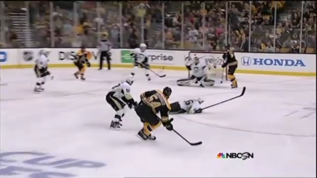 Video «NHL: Boston - Pittsburgh» abspielen