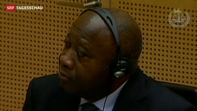 Gbagbo soll für den Tod von etwa 3000 Menschen mitverantwortlich sein