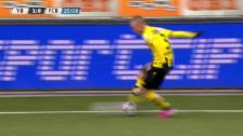 Video «Fussball: Super League, YB - Basel, 2:0 durch Alexander Gerndt» abspielen