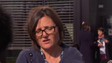 Video «Anwältin von Claude D. will Urteil weiterziehen (franz.)» abspielen
