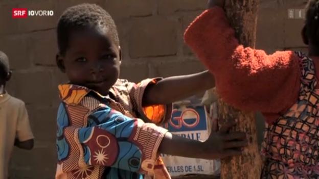 Video «Hunderttausende Malier auf der Flucht» abspielen