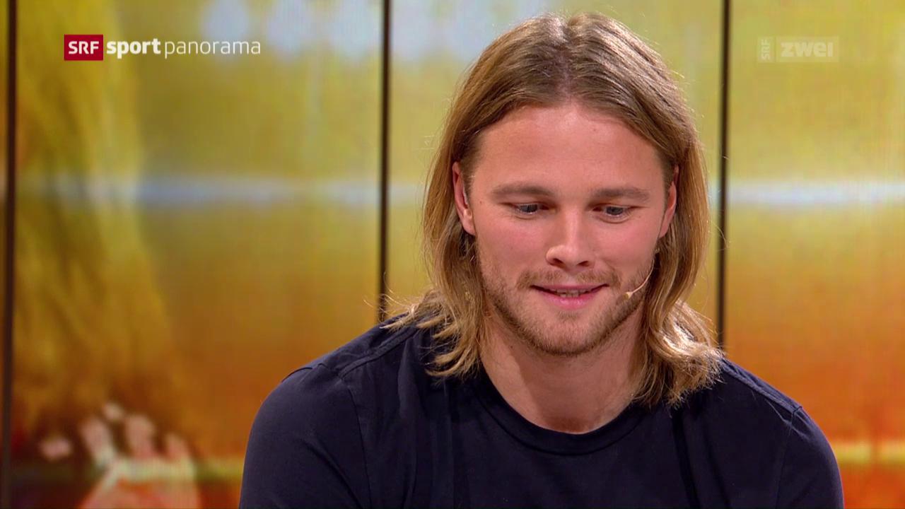 Studiogast: Birkir Bjarnason vom FC Basel – Gespräch Teil 2