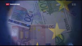 Video «Angst vor Eurokrise» abspielen