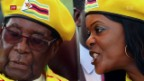 Video «Mugabes Herrschaft unter Druck» abspielen