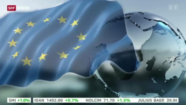 Video «SRF Börse vom 18.08.2014» abspielen