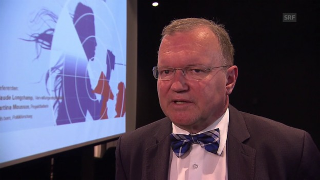 Video «Longchamp: «Spezialfall einer Behördenvorlage»» abspielen