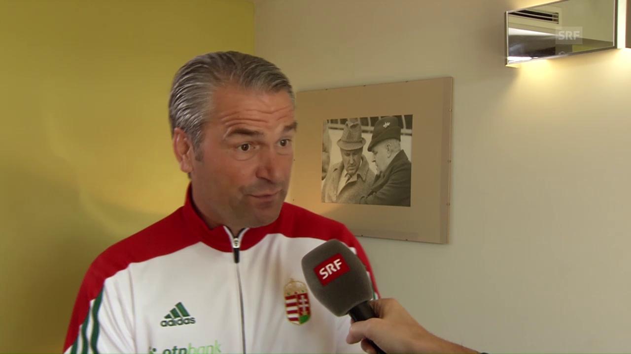 Wie Storck den ungarischen Fussball renovierte