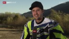 Video «Motorrad: Lüthi, Aegerter und Mulhauser am Dirt-Bike-Rennen» abspielen