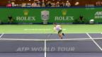 Video «Federer kehrt in Schanghai erfolgreich zurück» abspielen