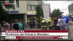 Video «Erste Augenzeugen berichten aus München» abspielen