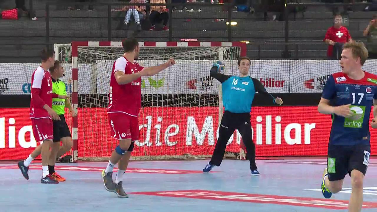 Portner mit spektakulärem Goalie-Goal
