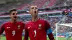 Video «Portugal - Neuseeland: Die Tore» abspielen