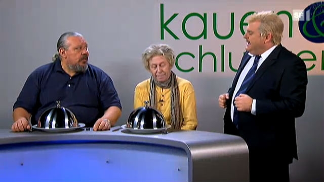 Kauen & Schlucken