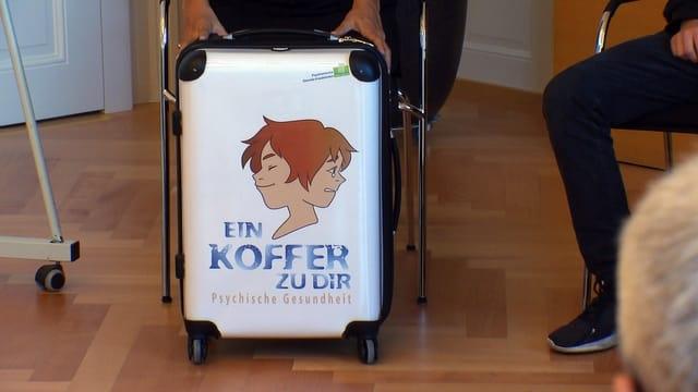 «Ein Koffer zu Dir» – Psychische Gesundheit im Klassenzimmer