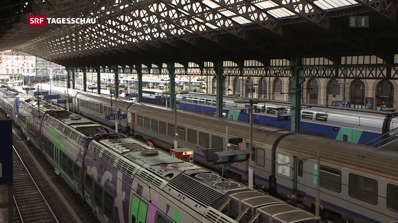 Bahnreform in Frankreich verabschiedet