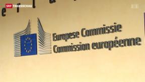 Video «Neue Schengen-Regeln» abspielen