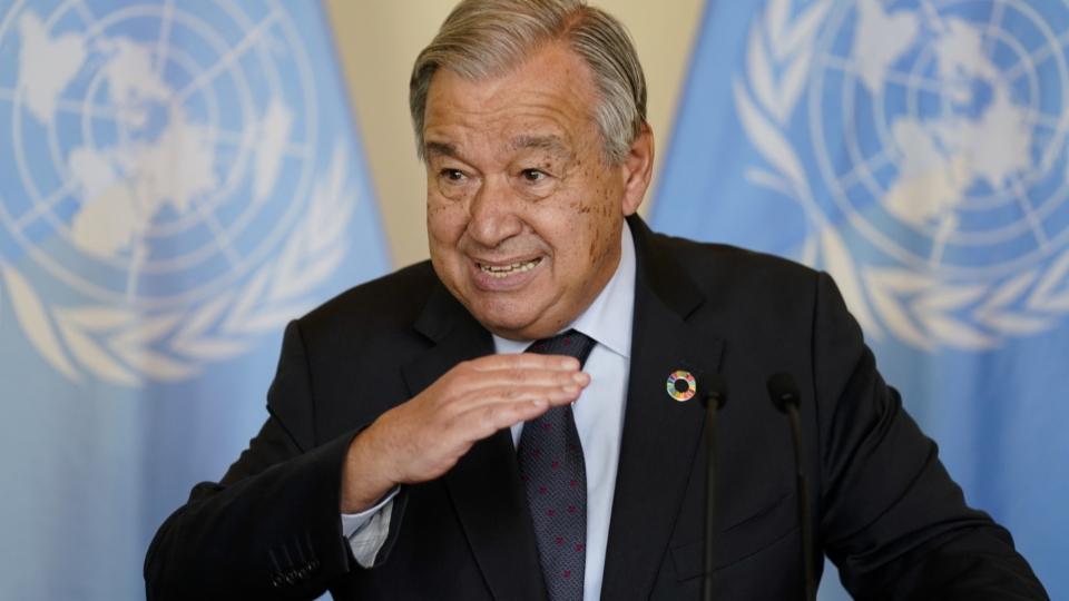 Düstere Prognosen vor dem UNO-Nachhaltigkeitsgipfel