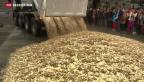 Video «Fünferli-Berge auf dem Bundesplatz» abspielen