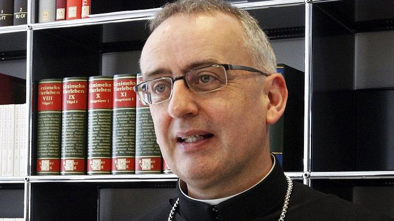 Martin Werlen, Abt des Klosters Einsiedeln und Vorsitzender SBK