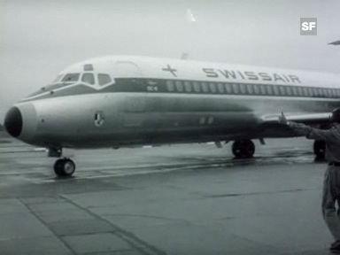 Premiere für die neue Douglas DC-9