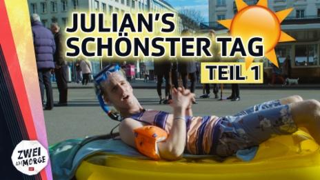 Link öffnet eine Lightbox. Video Julians schönster Tag – Teil 1 abspielen