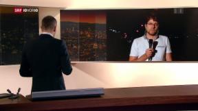 Video «FOKUS: Einschätzungen von Sonderkorrespondent Stephan Rathgeb» abspielen
