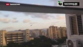 Video «Maduro sieht sich als Putsch-Opfer » abspielen