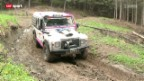 Video «Rally: Offroad-Rally «Superkarpata» in Rumänien» abspielen