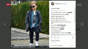 Video «Wenn Kinder Online-Stars werden: Instagram-Kids und ihre Eltern» abspielen