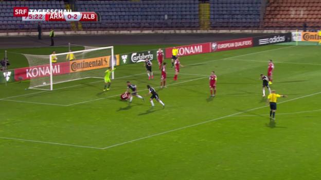 Video ««Etwas vom Besten, was Albanien passieren konnte»» abspielen