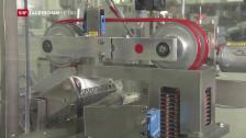 Video «Exportsteigerung in der Pharma- und Chemieindustrie» abspielen