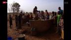 Video «Weniger Geld für humanitäre Hilfe» abspielen