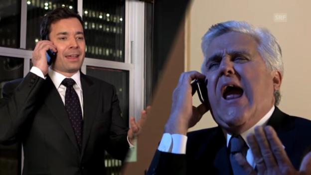 Video ««Tonight Show»: Offizielle Stabsübergabe (orig. Video)» abspielen