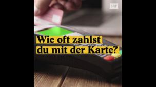 Video «Wegen Kartenzahlungen: Wir verlieren den Geld-Überblick» abspielen