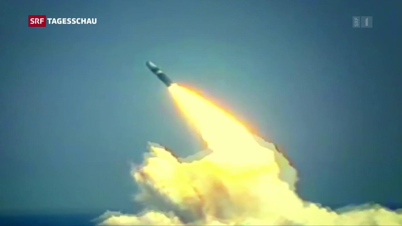 USA will neue Atomwaffen entwickeln