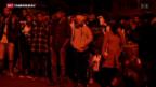 Video «Vom Flüchtlingsansturm überfordert» abspielen