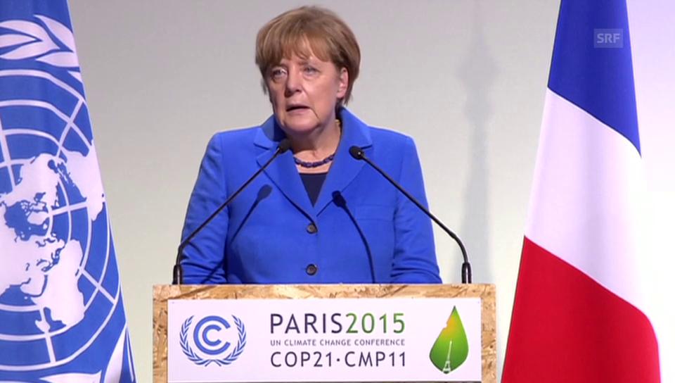 «Das Klimaziel ist notwendig, aber nicht ausreichend»