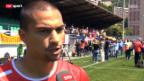 Video «Fussball: Nati vor dem Zypern-Spiel» abspielen
