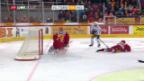 Video «Biel feiert wichtigen Sieg in Langnau» abspielen