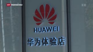 Video « Huawei-Managerin in Kanada festgenommen» abspielen