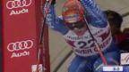 Video «Ski alpin: Abfahrt der Männer in Beaver Creek» abspielen