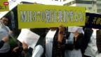 Video «Schwierige Suche nach der verschwundenen Boing 777» abspielen