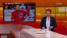 Video «Kris Versteeg zum SC Bern» abspielen