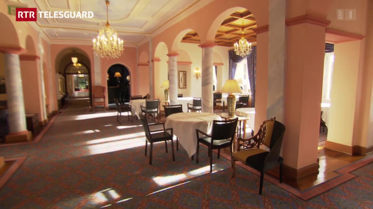 Ils plans per il futur da l'Hotel Waldhaus
