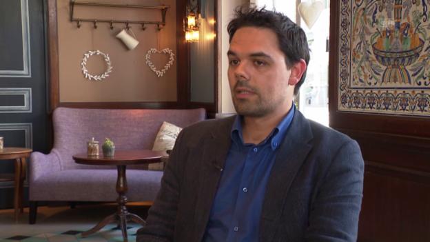 Video «Fünf Fragen an Regisseur Mathieu Urfer» abspielen