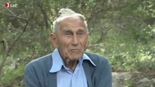 Video «Chaim Miller über die Hinrichtungen (Aus «Killing Nazis»)» abspielen
