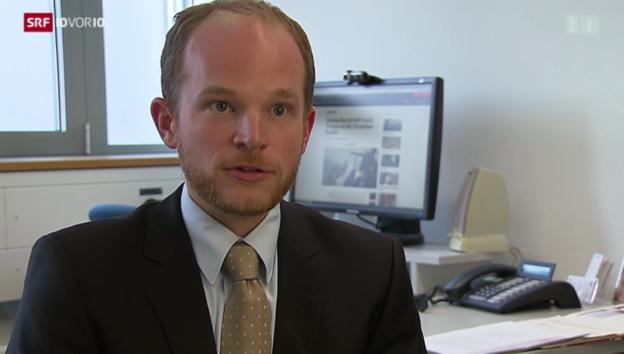 Video «Martin Zapfe, Zentrum für Sicherheitsstudien ETH Zürich» abspielen