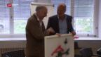 Video «Stadt Zürich einigt sich mit Sprayer Harald Nägeli» abspielen