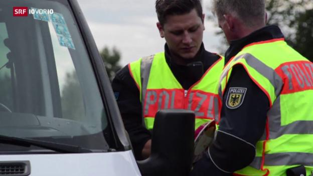 Video «Die Politik der offenen Grenzen ist vorbei» abspielen